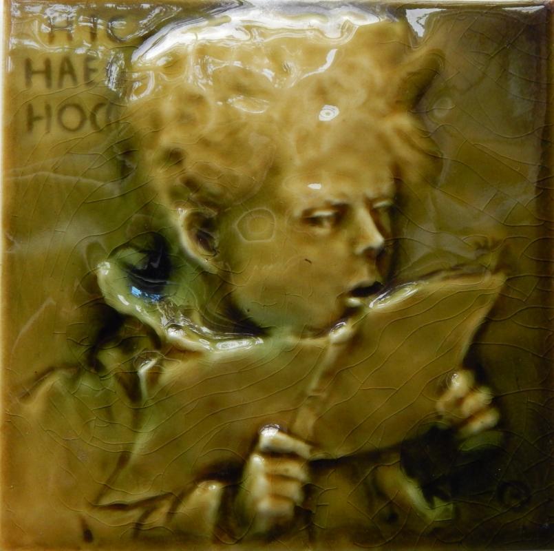 Low Art Tile Arthur Osbourne