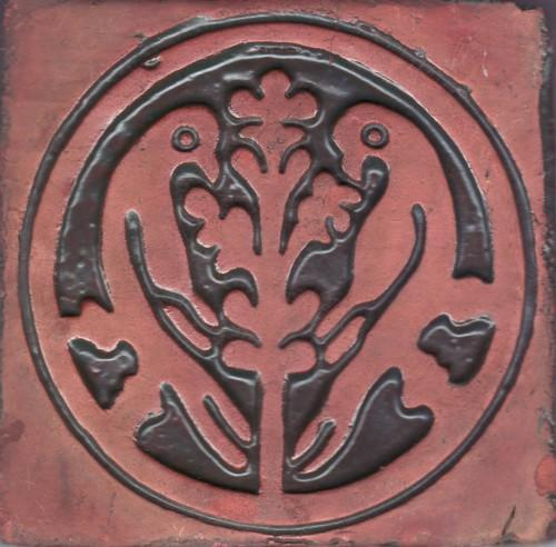Arts & Crafts Tile by Moravian Tile Co