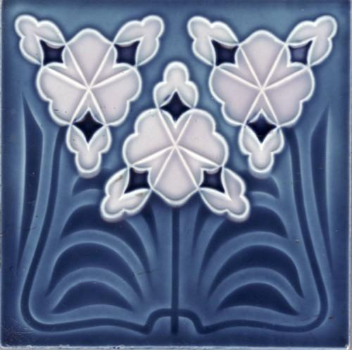 Art Nouveau Tile MO & PF
