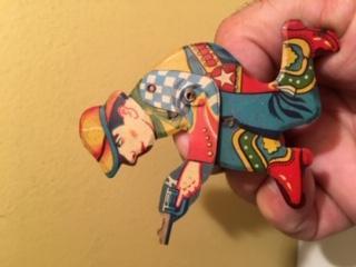 Vintage Cowboy Clicker