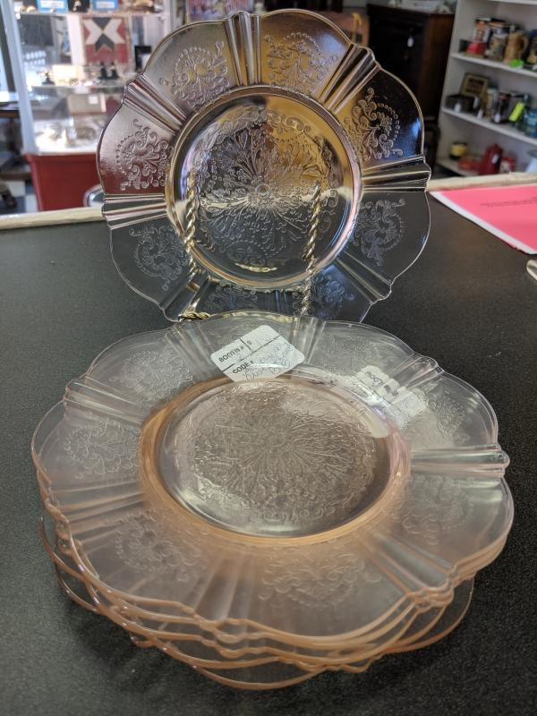 American Sweetheart bread and butter plates
