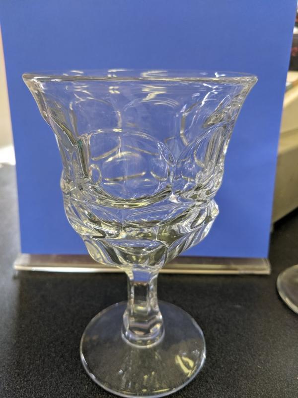 Argus by Fostoria water glass