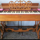 Melodeon pump organ by Geo A. Prince circa 1850-1871