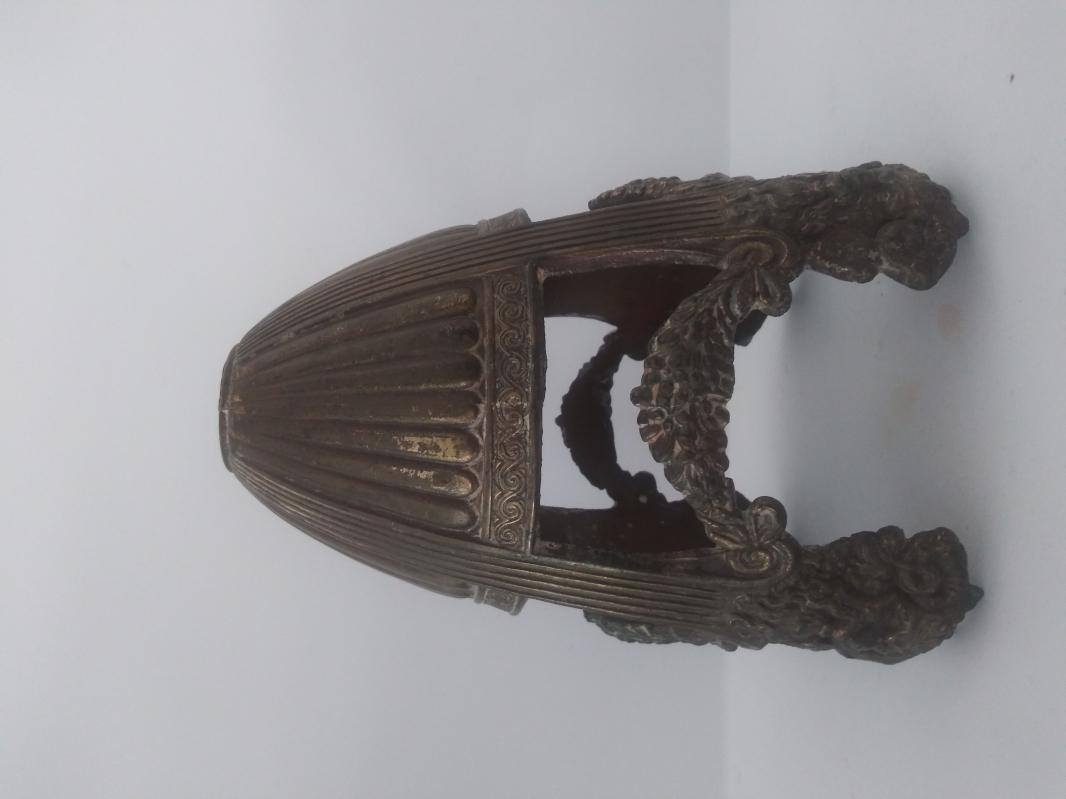 Dionysus Bacchus god of wine roman floor lamp housing