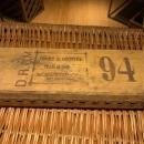 Vintage Cigar Mold, Wooden Rustic Cigar Molds from Europe