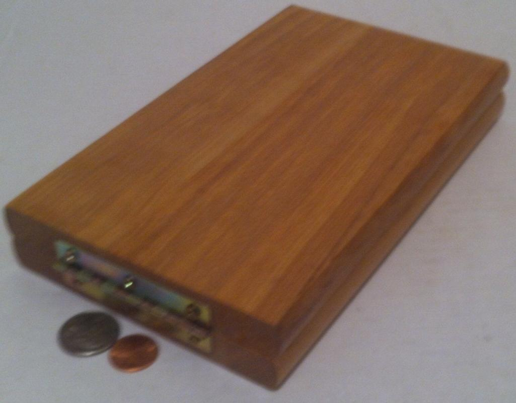 Vintage Wooden Sungka Board, Philippines, Filipino Game, Fold Up, Quality Hardwood, 18