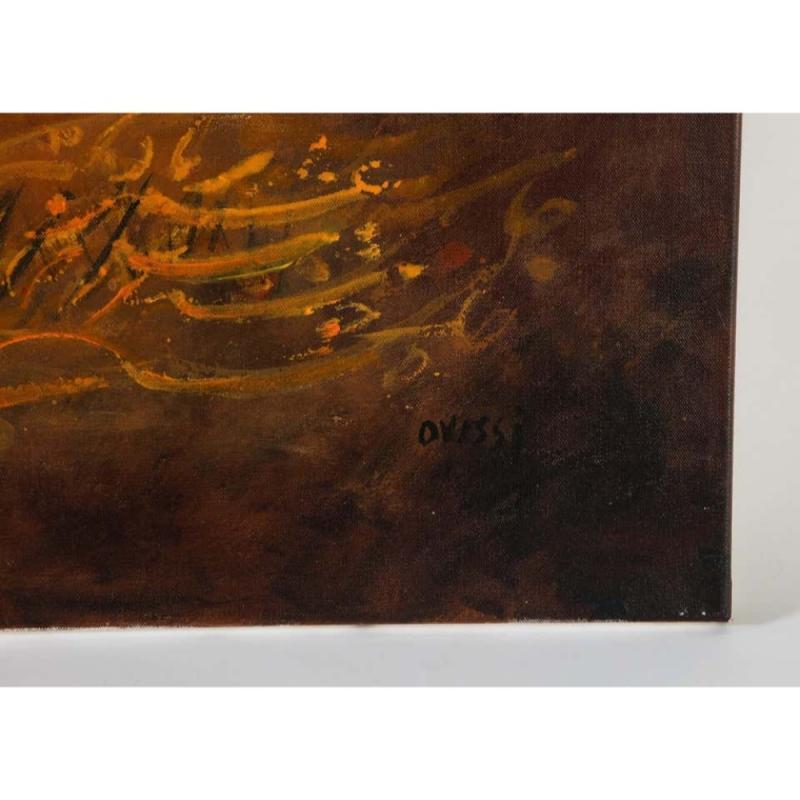Nasser Ovissi, 'Iranian, Born 1934'