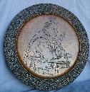 FRIAR TUCK Wooden Plaque - Misc.