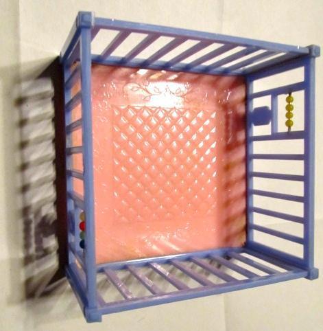 Renwal Play Pen Doll Furniture - Plastics