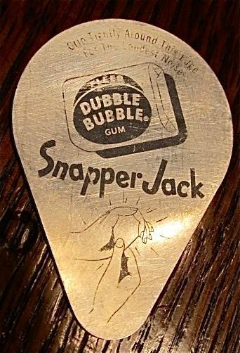 Double Bubble Snapper Jack - Toy