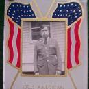 AMERICAN FLAG Army Service Photo Frame - Glass