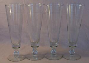 Advertiseing Camel Cigarette Tobacciana Clear Glass Beer Glasses