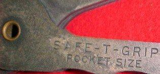 Radio Tube Puller SAFE - GRIP  - Advertising