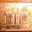 1934 CHICAGO World's Fair Matchsafe - Tobacciana