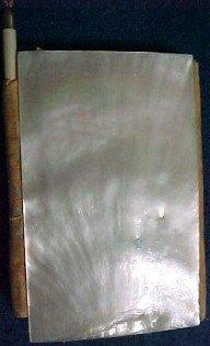 MOP Vintage Purse Clutch  - Compact