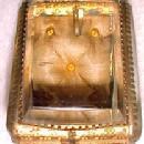 Watch Casket Case ORMOLU Beveled - Glass