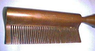 HORSE Comb Curry - Metalware