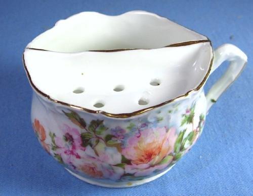 Shaving MUG - Antique Porcelain