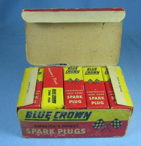 BLUE CROWN Spark Plug Racing Team M3X X-Citer