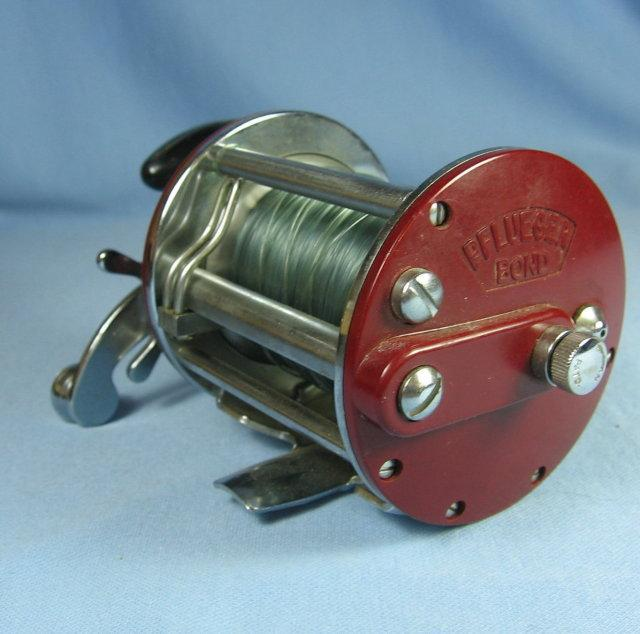 Penn PEER #309 Level Wind Fishing Reel - Vintage Sporting