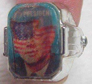 Kennedy Flasher Ring - Jewelry