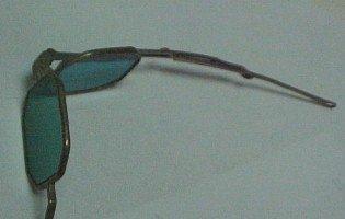 Green Sunglasses - Civil War