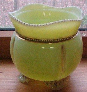Custard Glass Sugar - Glass