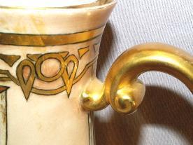 LIMOGES Porcelain Chocolate Pot