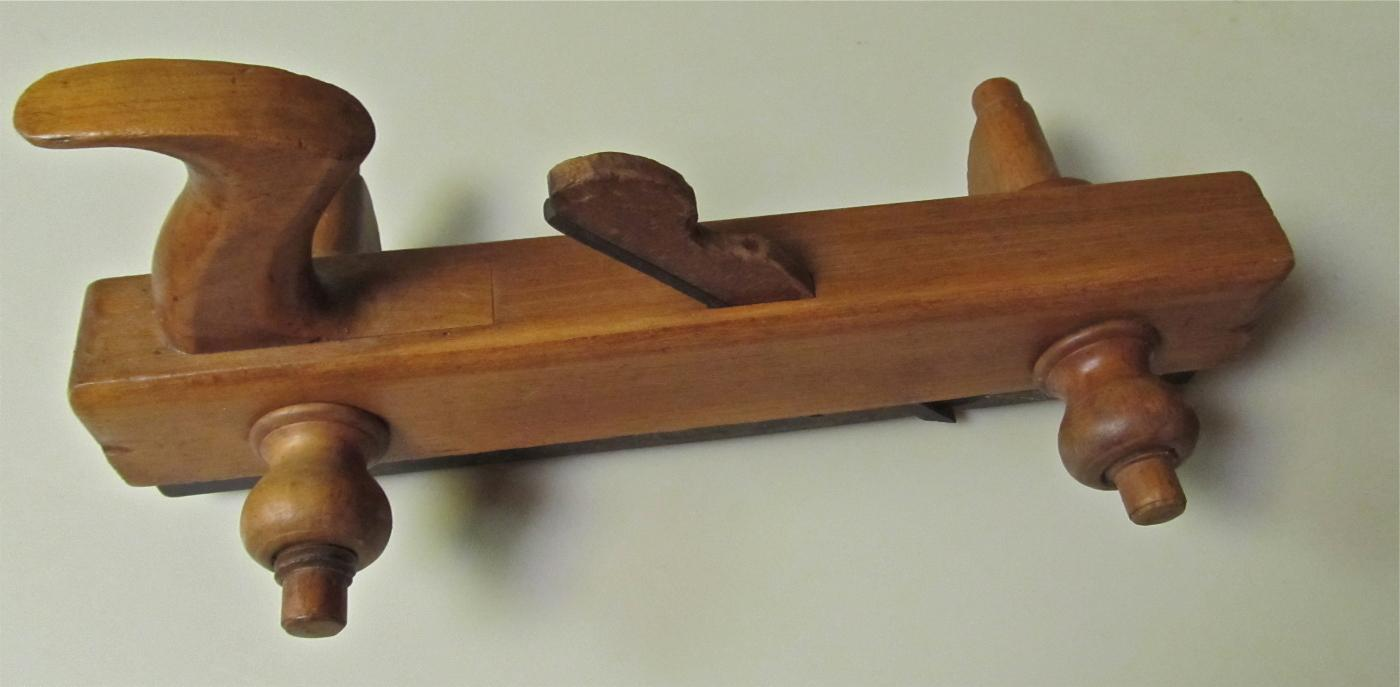 Vintage Adjustable Wood Plane Tools