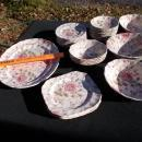Rose Chintz by Johnson Brothers, Made in England. 32 Pieces