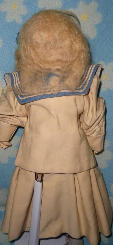 Armand Marseille 1894 AM 4 DEP Bisque Head Doll ~ Stunning