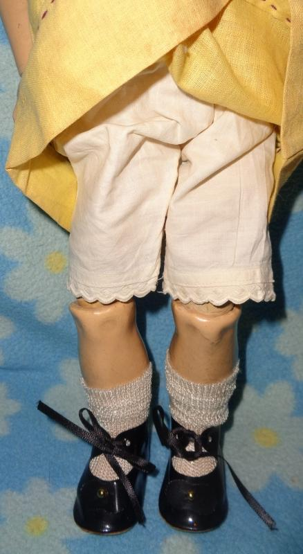 Early Ball Jointed Composition Doll by Bester ~ Pretty