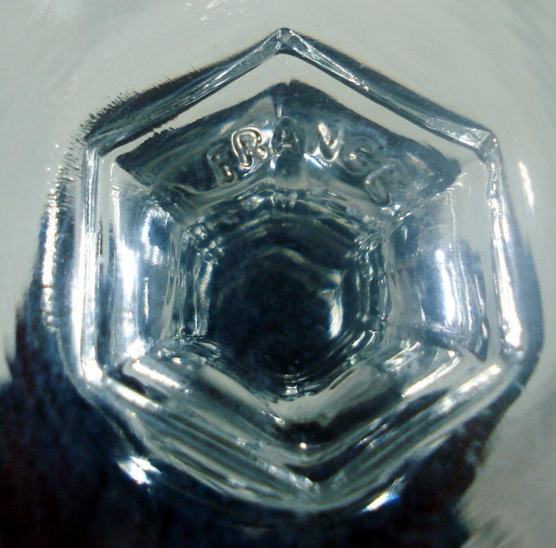 Cristal D'Arques-Durand Wine Glass Stemware in Gothic