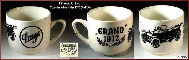 CZECH 1912 PRAGA