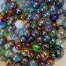 Large lot of vintage marbles