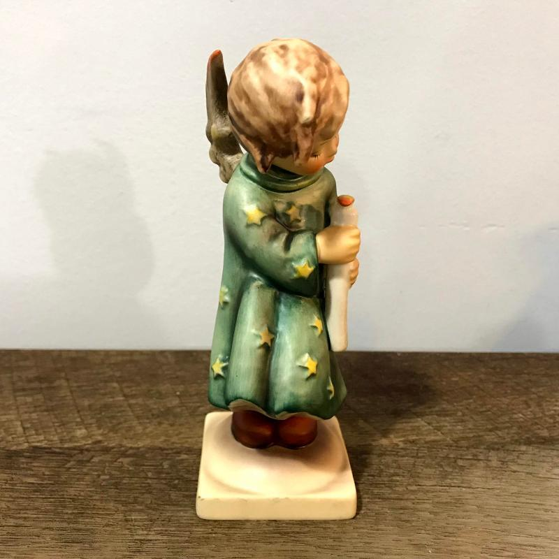 Hummel Goebel Heavenly Angel W Germany Figurine Signed Made In Germany