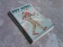 BOY SCOUT HANDBOOK 1963 NORMAN ROCKWELL COVER ART