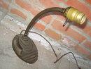 EAGLE CAST IRON DESK LIGHT TABLE LAMP