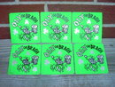 OLYMPIA WASHINGTON IRISH SAINT PATRICKS DAY BEER STICKER DECALS