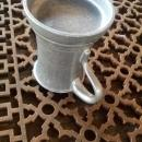 pewter tankard united states america bicentennial kitchen utensil 1776 commemorative beer mug wilton columbia pennsylvania usa table ware