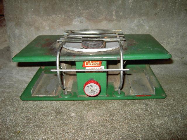 COLEMAN CAMP STOVE PICNIC BURNER LP GAS