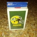 green bay packers national football league playing card set score escor taiwan novelty product wisconsin sports collectible