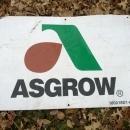 dekalb asgrow farm crop seed advertising sign wall decoration