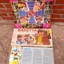 baretta robert blake inspired street detective board game milton bradley family pastime 1976 television series collectible