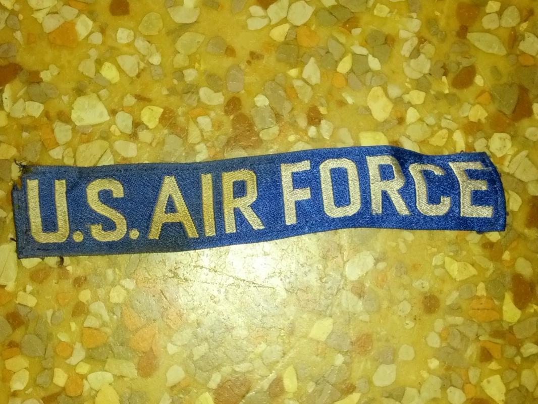 u s united states air force uniform patch shirt coat decoration