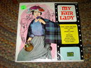 MY FAIR LADY BROADWAY MUSICAL RECORD ALBUM ROXY THEATER ORCHESTRA 1962 CORONET