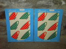 TEACUP KITCHEN DECORATING DECAL WATER APPLIED EMBLEMS MEYERCORD CHICAGO ILLINOIS 1940'S 1950'S