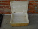 FERRYS GARDEN SEED BOX GARDENERS TOOL CHEST DOVE TAIL WOODEN CRATE
