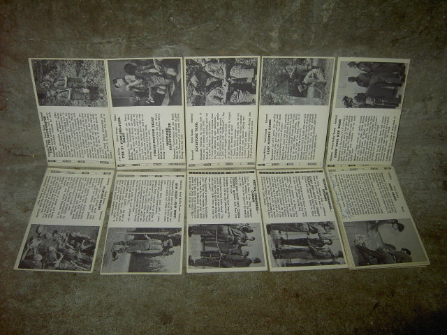 BOY SCOUT GAME FILE PROJECT TROOP ACTIVITY CARDS