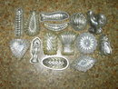 CANDY DESSERT MOLD CONFECTIONERY FORM PAN BAKING UTENSIL SET